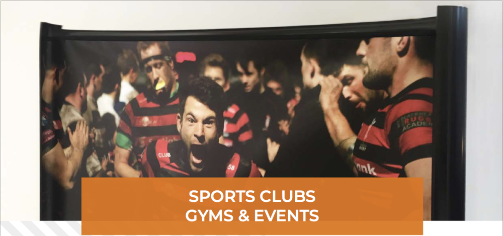 KwickScreen and sports events