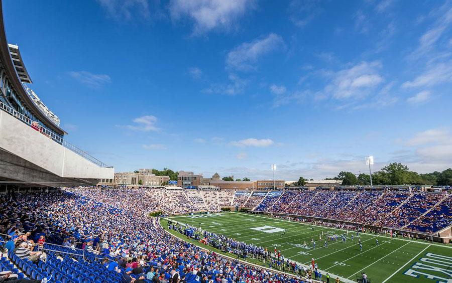Duke University Sports Pitch
