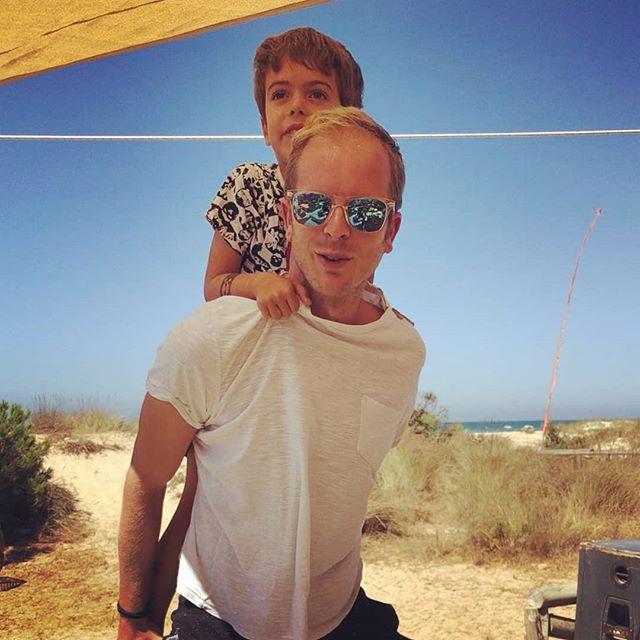 Summer at the beach ❤ #tarifa #tarifabeach