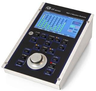 TMC-1 Monitor Controller Stereo, 5.1, 7.1, ATMOS