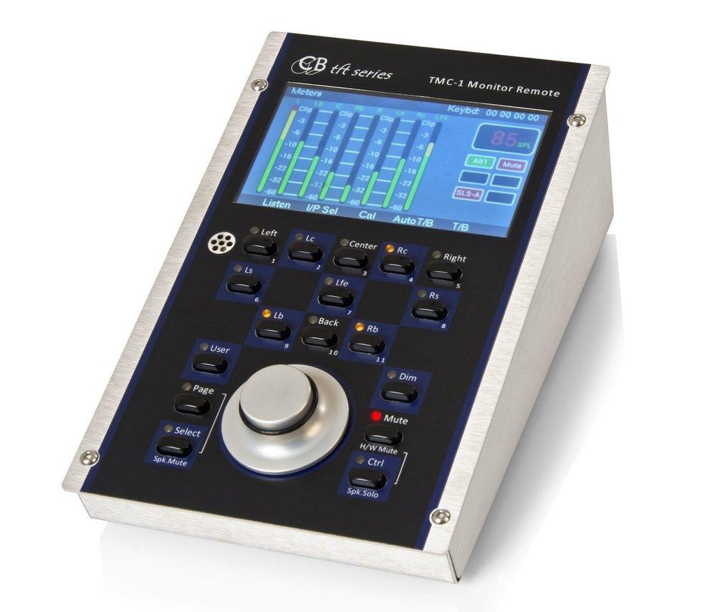 TMC Monitor Remote