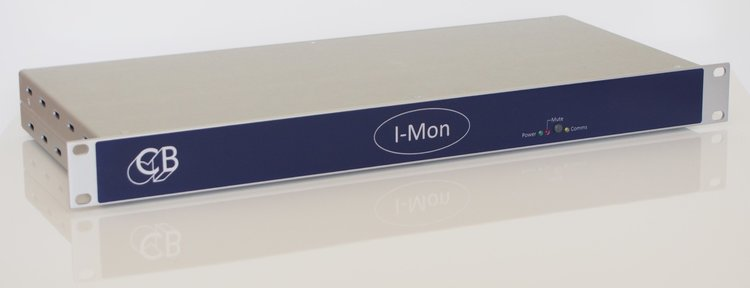 I-MON - 34 I/P, 27 O/P IMMERSIVE ANALOGUE MONITOR CONTROLLER FOR 14.1, 12.1, 7.1, 5.1 AND STEREO