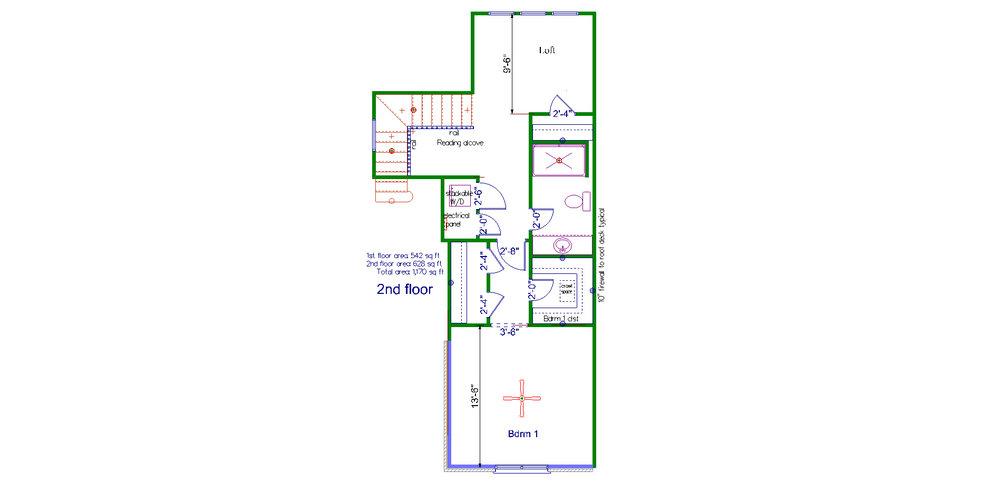 2nd floor  3320 # 1