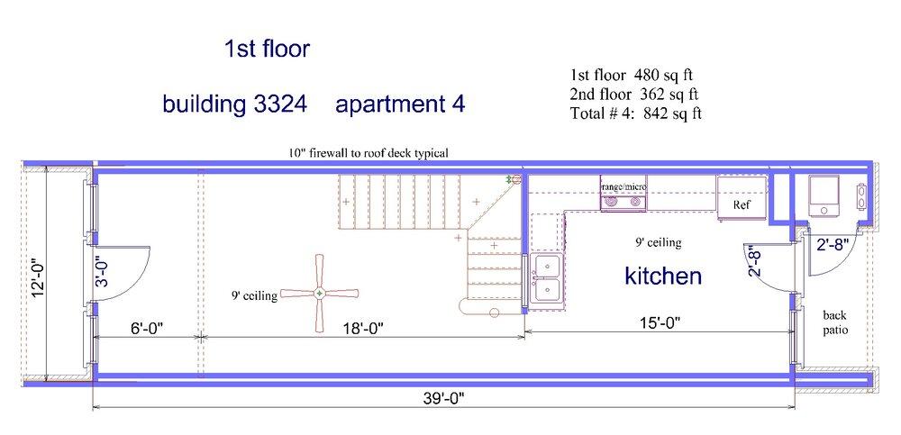 1st floor 3324 #4