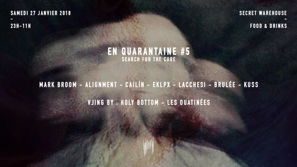 En Quarantaine #5 : Search For The Cure [SOLD OUT]