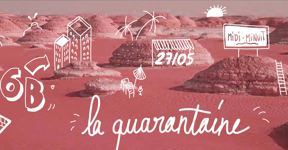 En Quarantaine #2 : The Lost Oasis