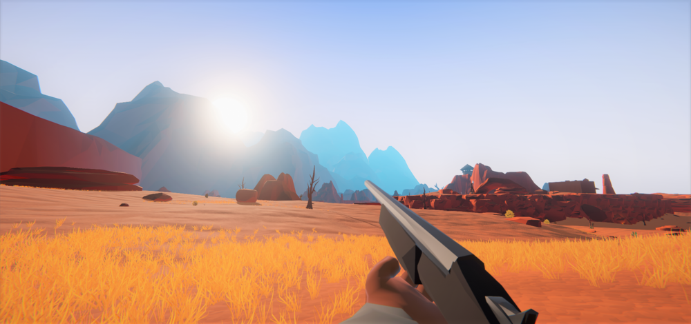 ABOUT - Wild West and Wizards is an open world western rpg with magic and fantasy elements. Explore the wild west discovering new settlements, fighting off bandits with guns and spells, leveling up your character, and getting new loot all throughout your adventure.