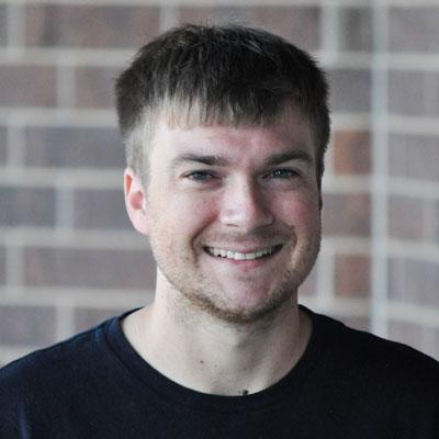 Daniel Longmore, Student Ministries Pastor -