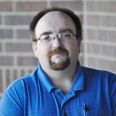 Russ Thompson, Preschool Ministries Coordinator -