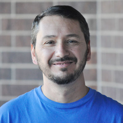 Tony Casarez, Custodian -
