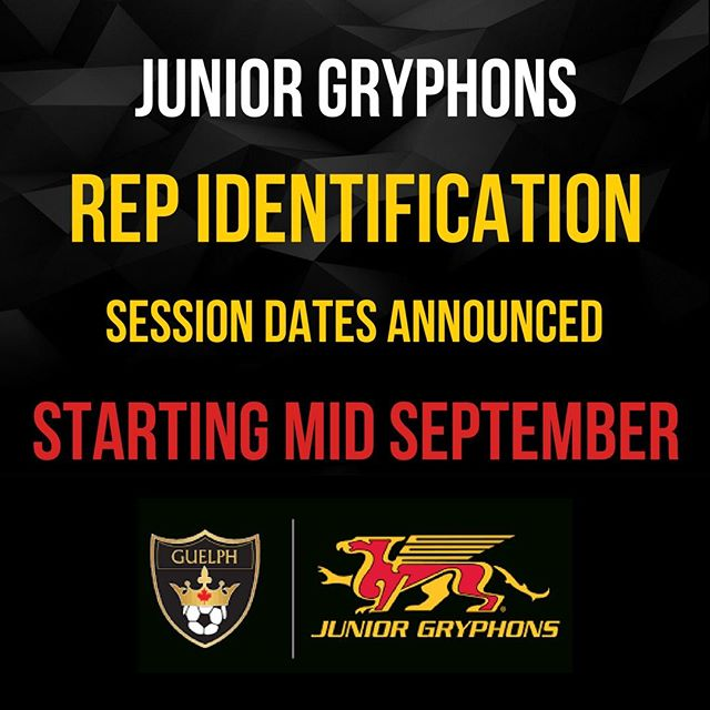 To all players looking to play on a rep team next season. Our rep identification session dates have been announced, and registration is now open. All players wishing to participate must register prior to their session. More info can be found on our FAQ doc on the website: https://buff.ly/2o0swUA