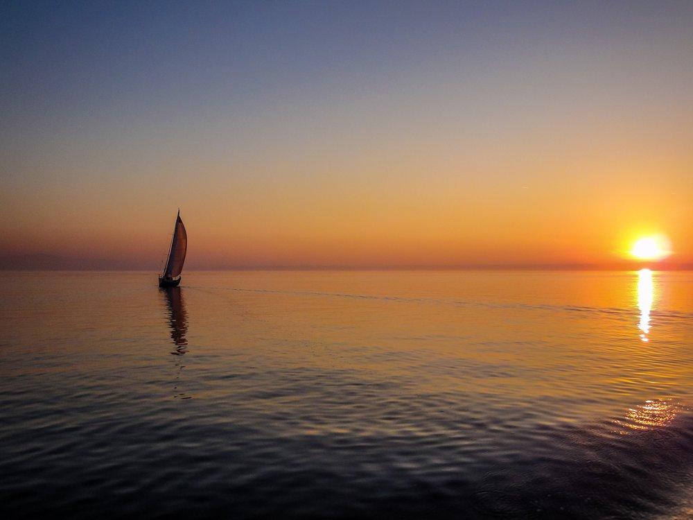 Summer Sunset Sail - July 25, 2018