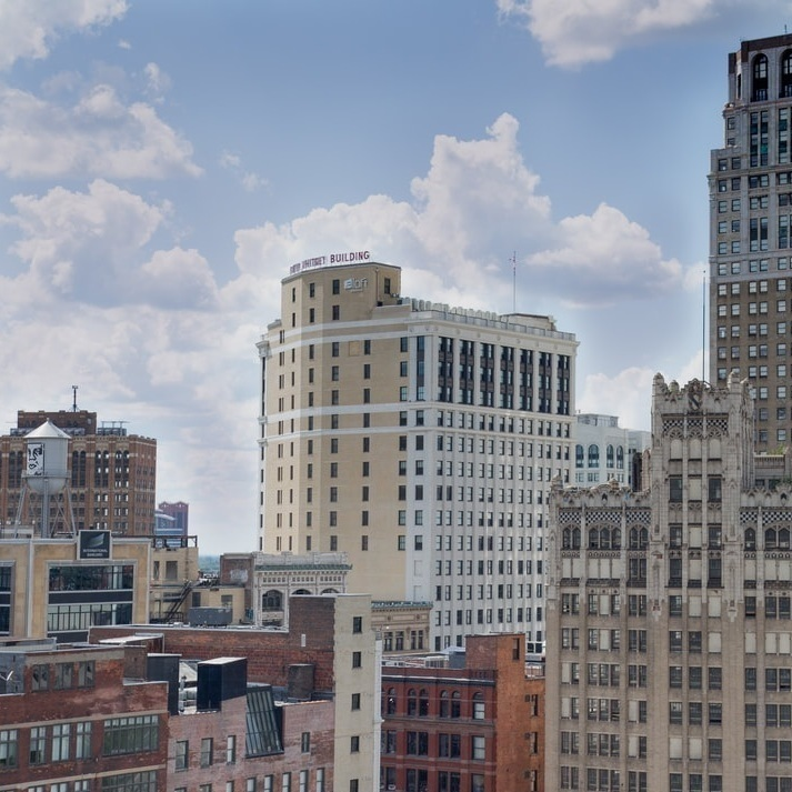 Discover Detroit with Trui Moerkerke - Guided Tours in Dutch, French and English