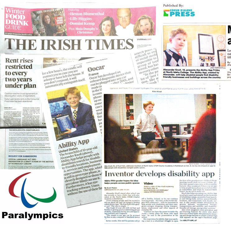 Paralympic Movement: Changing Lives With Ability App