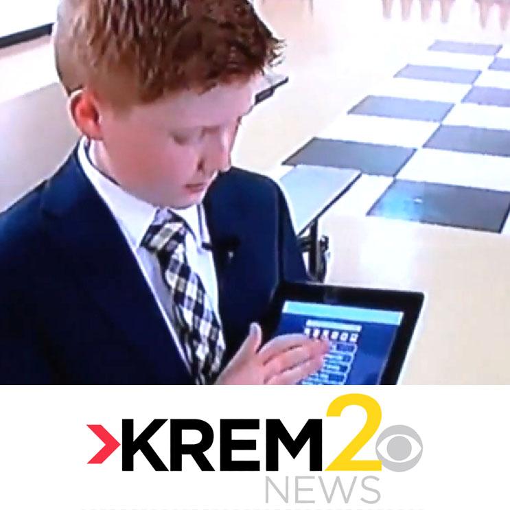 KREM 2 News: Idaho Boy Wins International Invention Competition