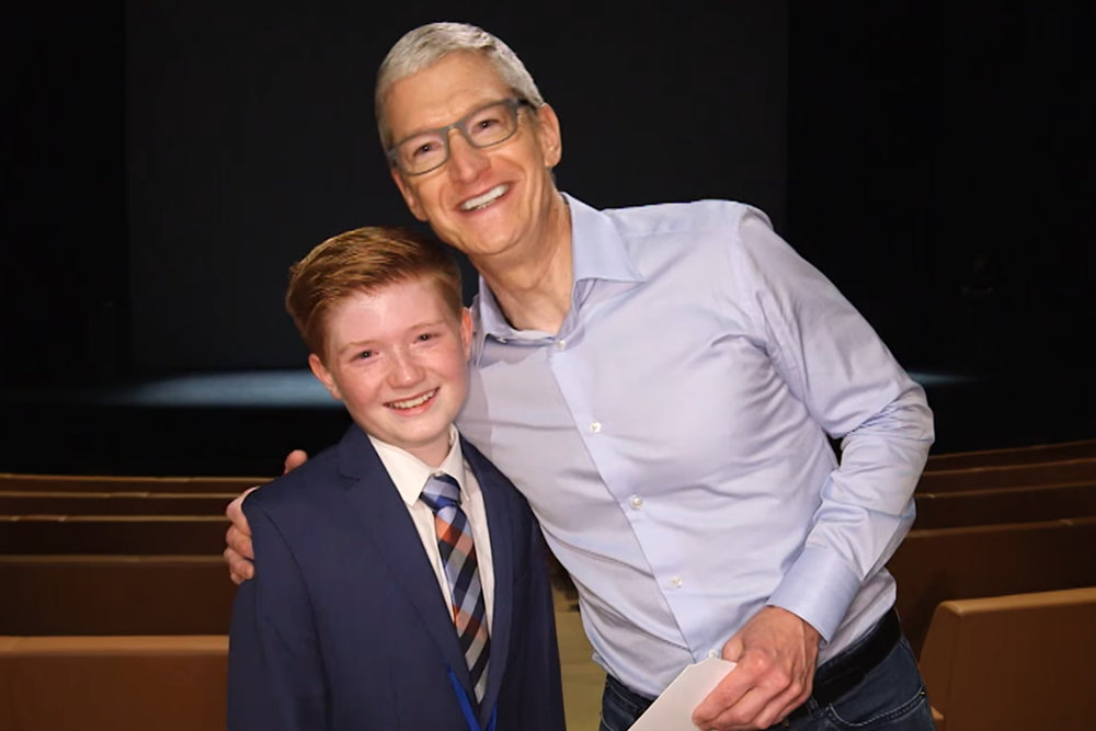 Apple CEO Tim Cook & Alex Knoll