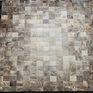 Grey Brindle Area Rug #8