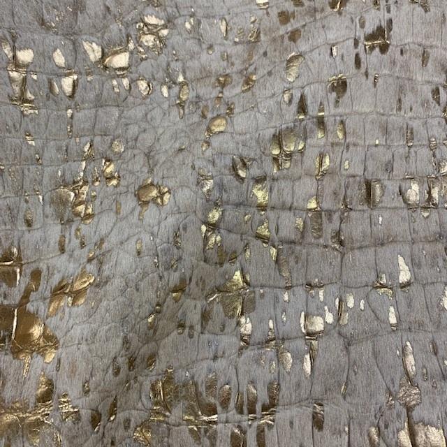 Croc Gold Acid Wash