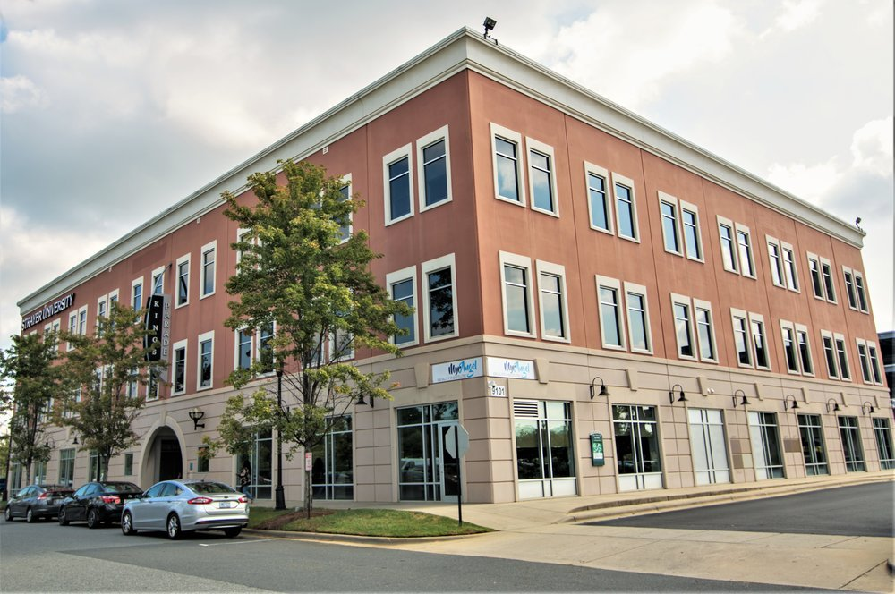 Kings Parade One is approximately 60,000 sq. ft. of commercial office and retail space.