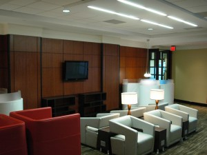 Office space rental agency in Charlotte, North Carolina.