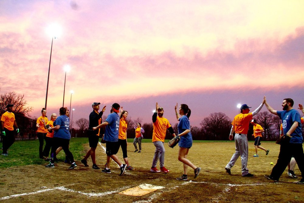 SOFTBALL LEAGUES -