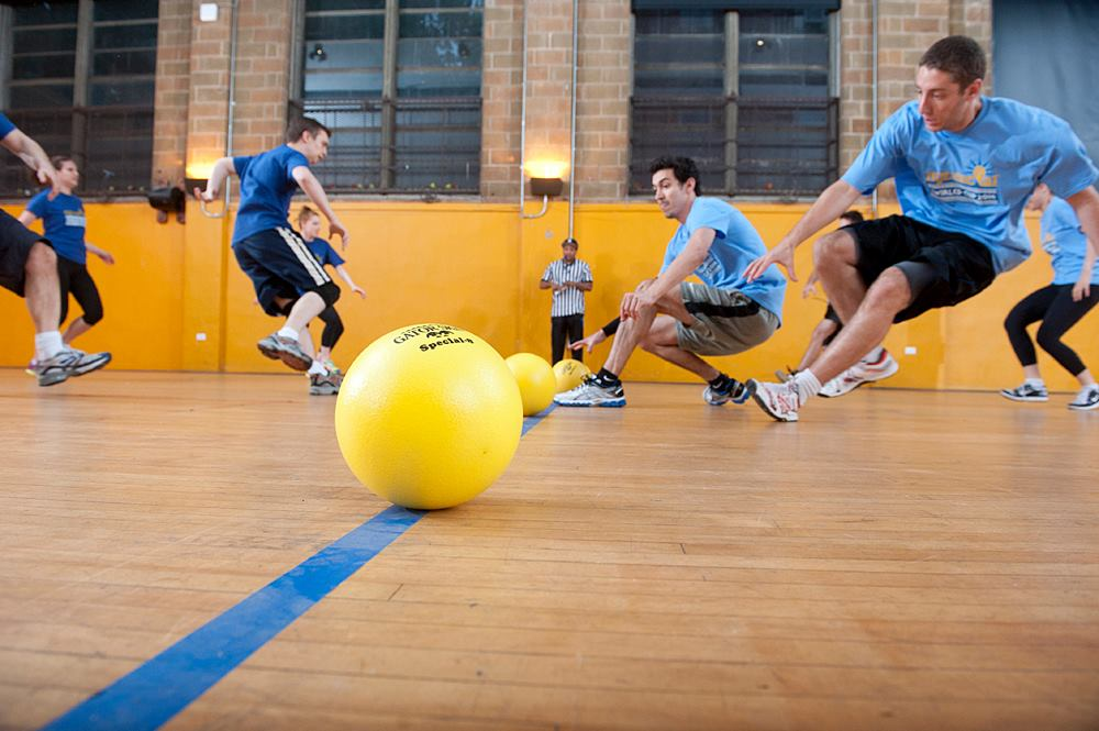 DODGEBALL LEAGUES  -