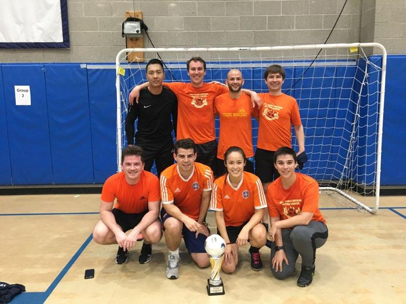 SPRING INDOOR SOCCER - Sign Up Your Team Today!The season starts in March 4th!!Special Early Bird Pricing until February 15th!!!
