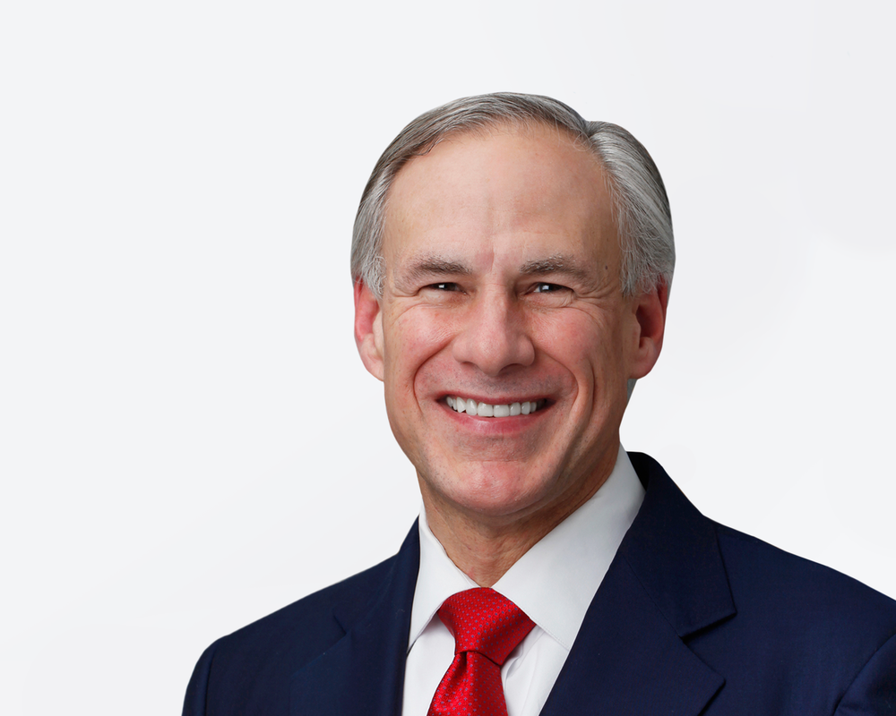 GREG ABBOTT(R) - (Incumbent) Texas Governor