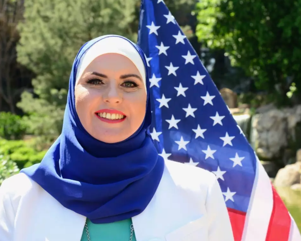 DEEDRA ABBOUD - Democrat - Running for Senate