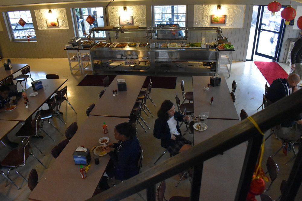 Corley Dining Hall