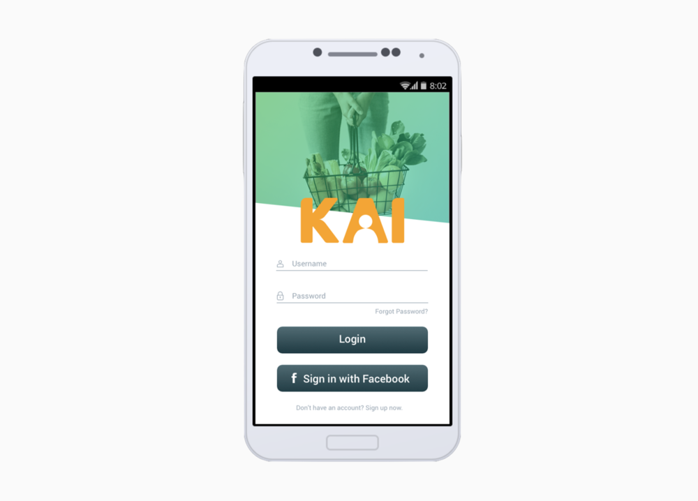 Kai Food Donation App - A mobile app that seamlessly facilitates the scheduling and management of food donation pick-ups.Read More →