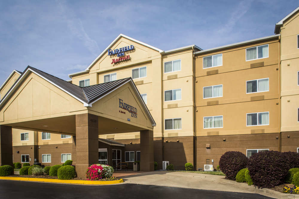 north little rock, ar - Fairfield Inn & Suites