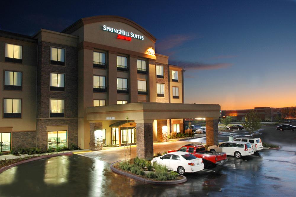 Roseville, ca - SpringHill Suites
