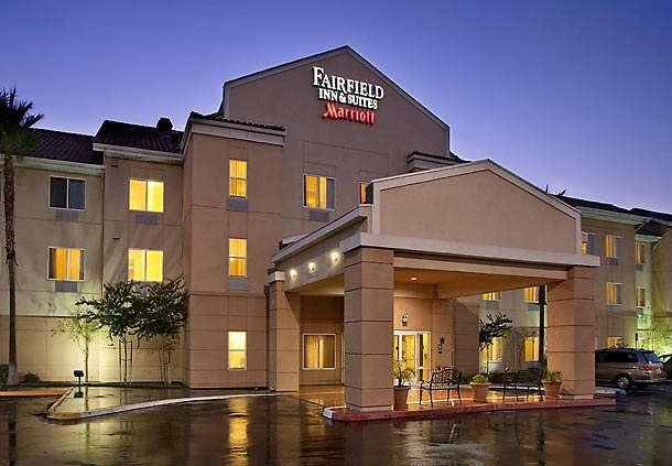 San Bernardino, ca - Fairfield Inn & Suites
