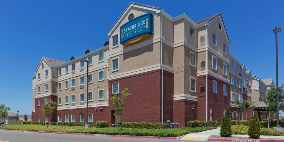Sacramento, ca - Staybridge Suites