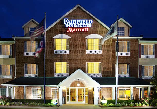 cincinnati, oh - Fairfield Inn & Suites
