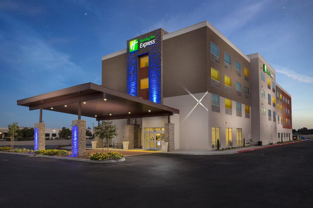 Visalia, ca - Holiday Inn Express