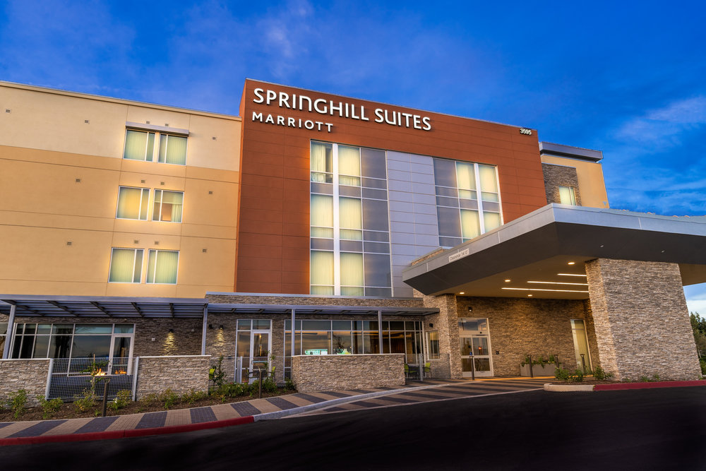 Ontario, CA - Springhill Suites