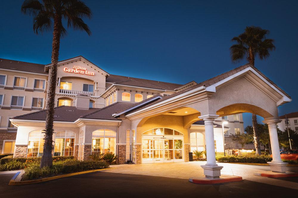 rancho cucamonga, ca - Hilton Garden Inn