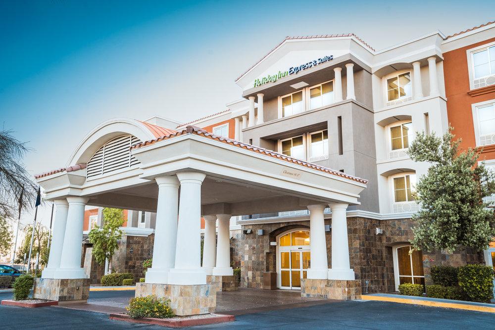 Las vegas, nv - Holiday Inn Express & Suites