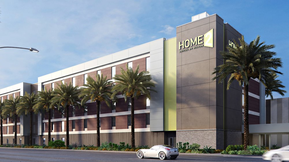 Las vegas, nv - Home 2 Suites