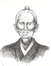 "Sokon ""Bushi"" Matsumura Period of time: 19th aeon"