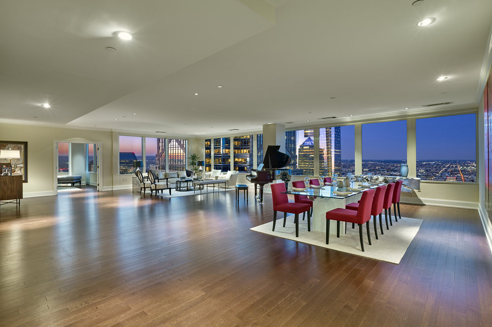 Two Liberty Place: Unit 4703 - Offered at $2,995,000