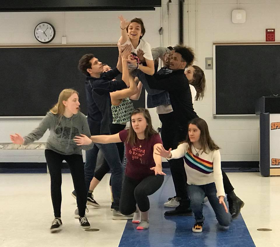 Our Mission - Spartan Theatre at West Springfield High School strives to provide varied theatre experiences for all West Springfield students.