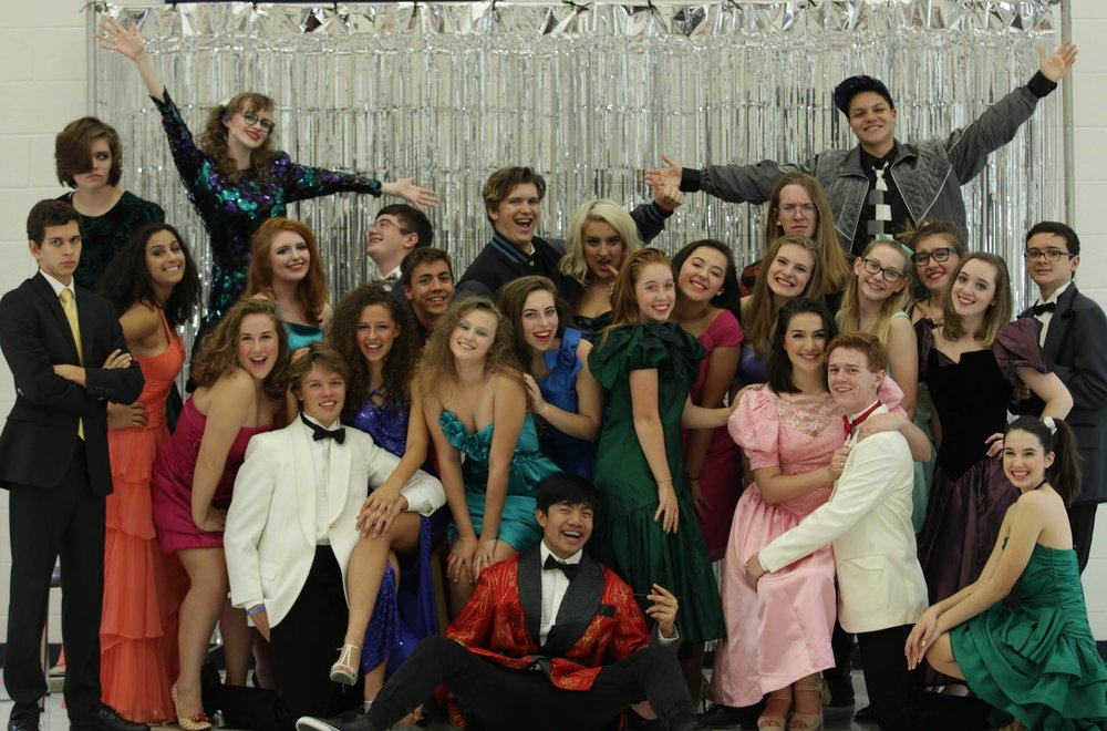 Awesome 80s Prom (Fall 2017)