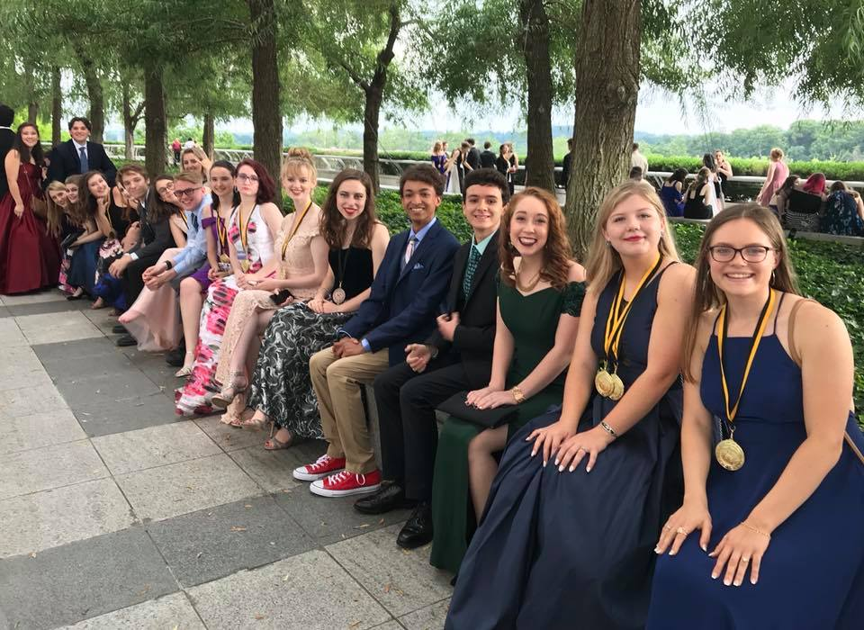 Cappies - Spartan Theatre is part of the DC area Cappies program. Write reviews as part of our critics team, or perform for Cappies Critics in our yearly Cappies show! Students involved in the production are eligible to purchase tickets to the Cappies Gala, hosted at the Kennedy Center, in June.