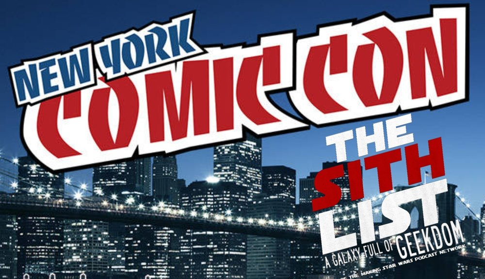 - NYCC2018 COVERAGE… INTERVIEWS, PICS AND MORE