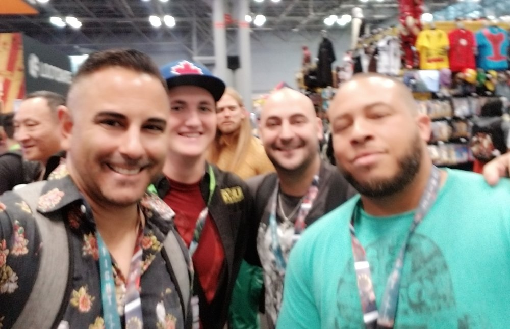 - Click play below to listen to Dominique Jones from The Star Wars Underworld chit chat with us straight from the floor of NYCC2018