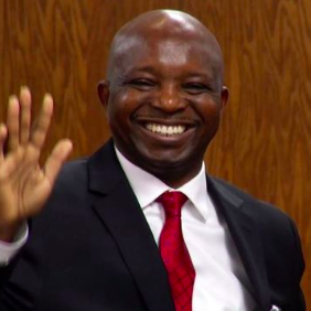 PASCAL MUBENGA  Superintendente de DPS