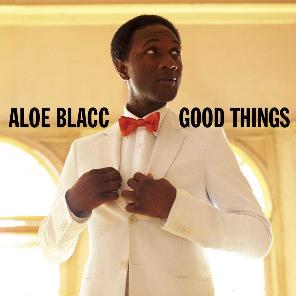 "ALOE BLACC–""Love In Control"""